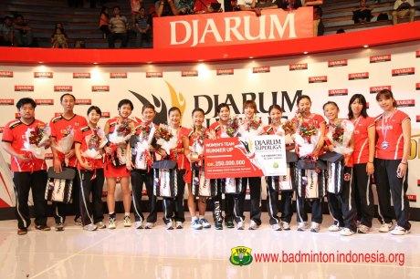 Runner-up Unysis Japan